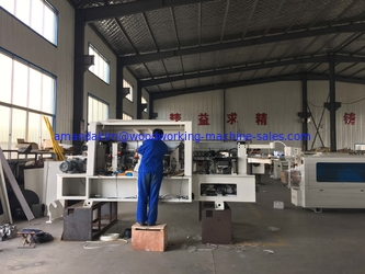 QINGDAO KING WING MACHINERY CO.,LTD