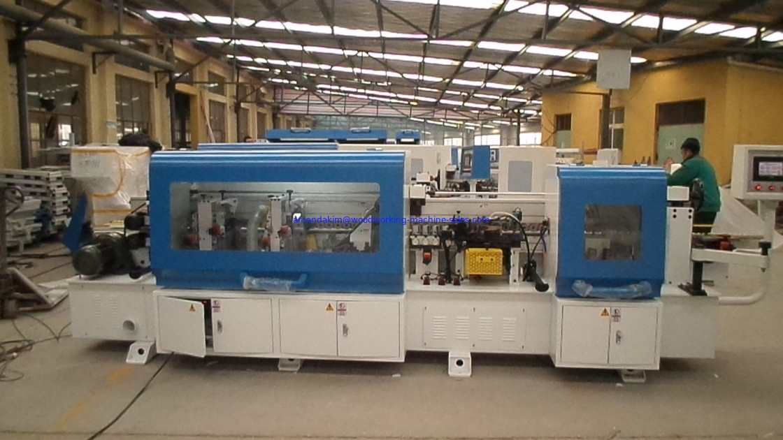 FZ360J Woodworking edge banding machine automatic producing with pre-milling pre-heating