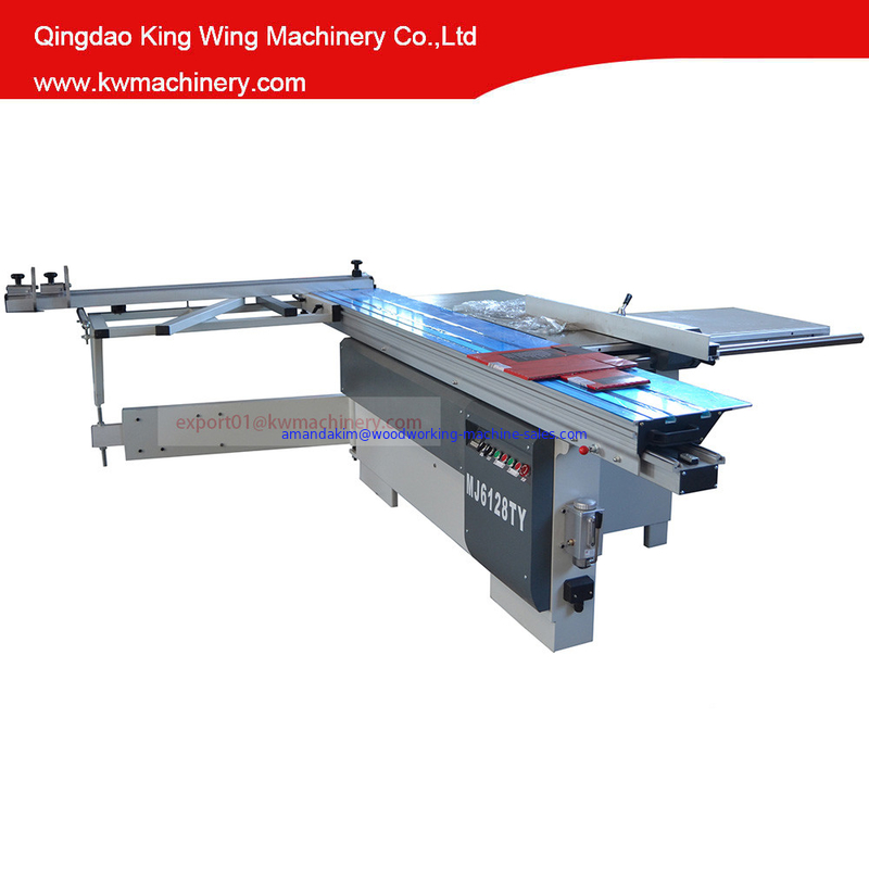 High precision wood panel saw sliding panel saw sliding table saw wood cutting machine